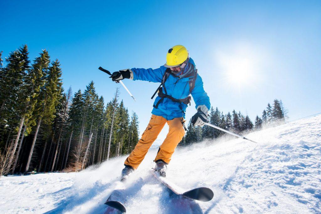 Ubezpieczenie na wyjazd na narty